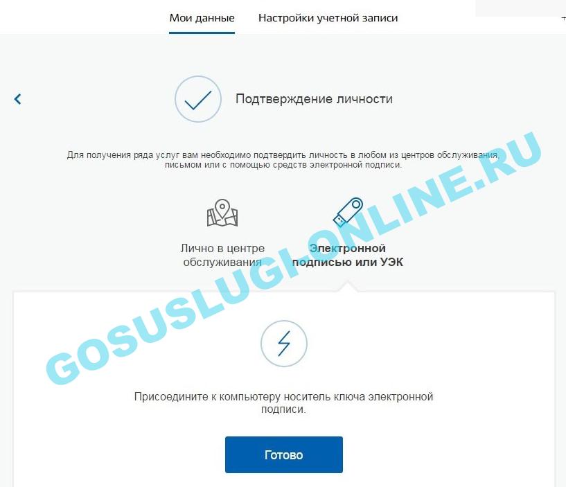 Усиленная квалифицированная электронная подпись Госуслуги: как получить