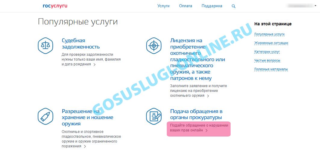 Заявление в полицию о мошенничестве онлайн Госуслуги