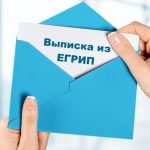 Как заказать выписку из ЕГРИП через Госуслуги